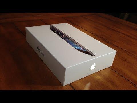 ipad mini retina - Mở hộp iPad Mini Retina