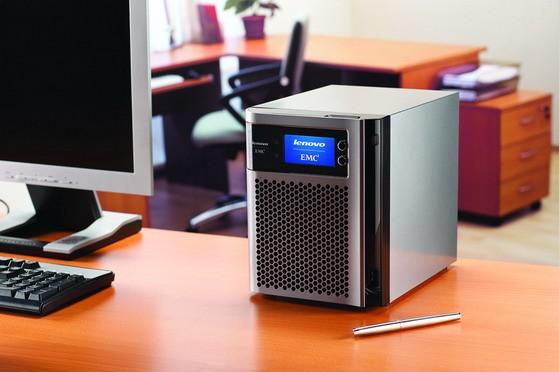 px4 enviro - Lenovo ra mắt dòng giải pháp lưu trữ mạng dành cho doanh nghiệp
