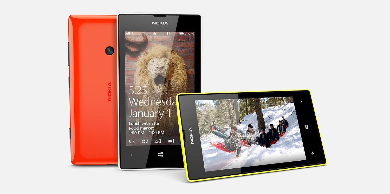 525 - Lumia 525 sẽ lên kệ trong tháng 12, giá tương đương Lumia 520