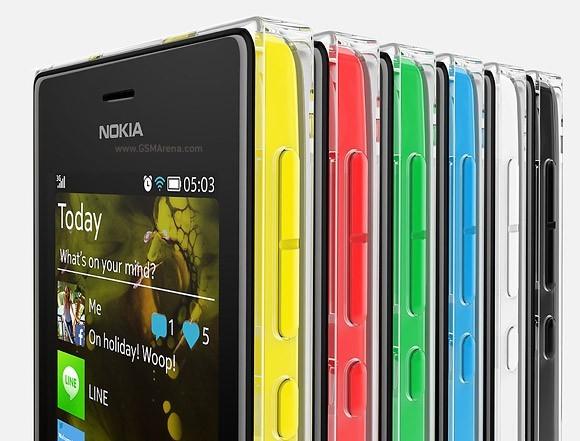Asha 1 - Nokia Asha 502 Dual SIM và Asha 503 chính thức lên kệ