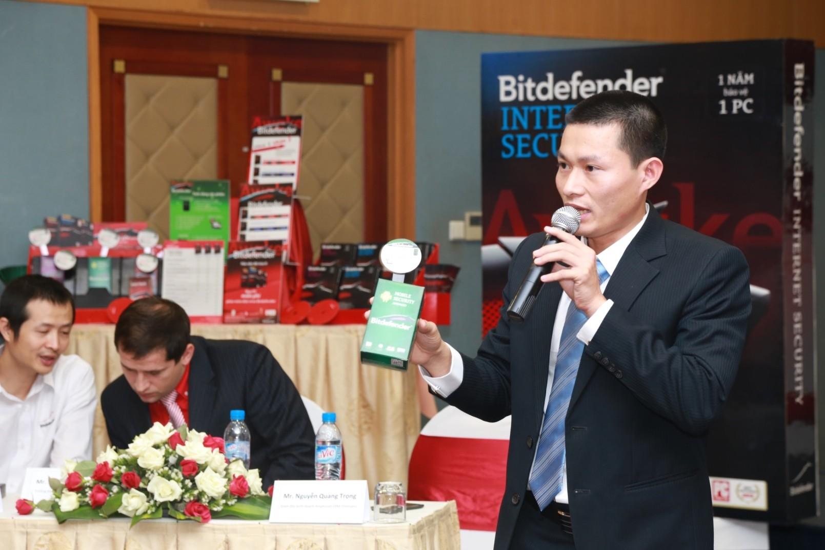 IMG 5319 - Bitdefender công bố sản phẩm diệt virus năm 2014