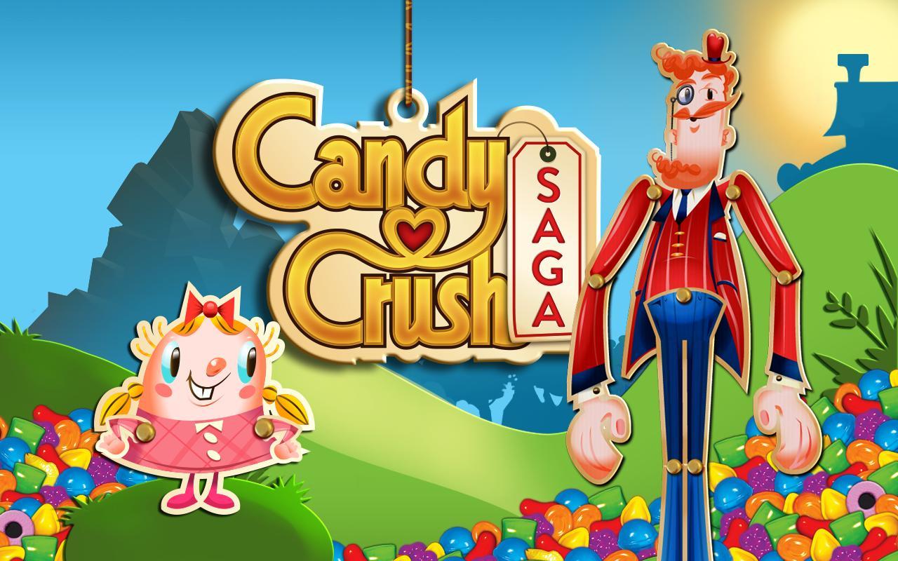 candy crush saga - Những ứng dụng được tải nhiều nhất trên iPhone/iPad năm 2013