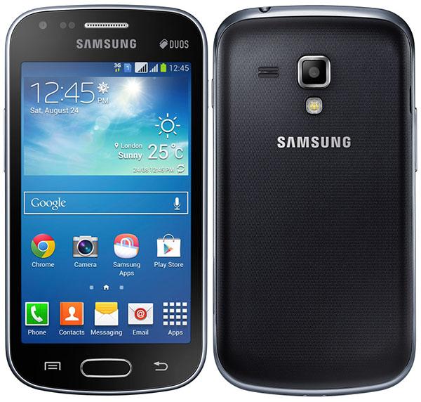 dUOS 2 - Samsung Galaxy S Duos 2 giá khoảng 3,6 triệu đồng