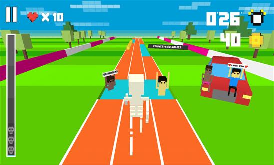 retro 2 - [WP - Miễn phí] Retro Runners - Game chạy bộ có đồ hoạ pixel