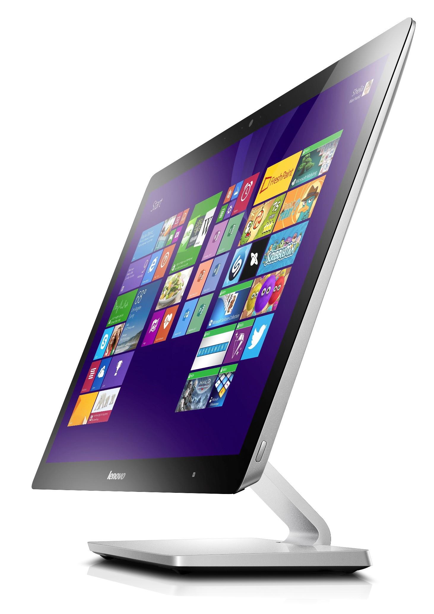 A740 Side - Lenovo ra mắt loạt sản phẩm hướng đến người dùng gia đình