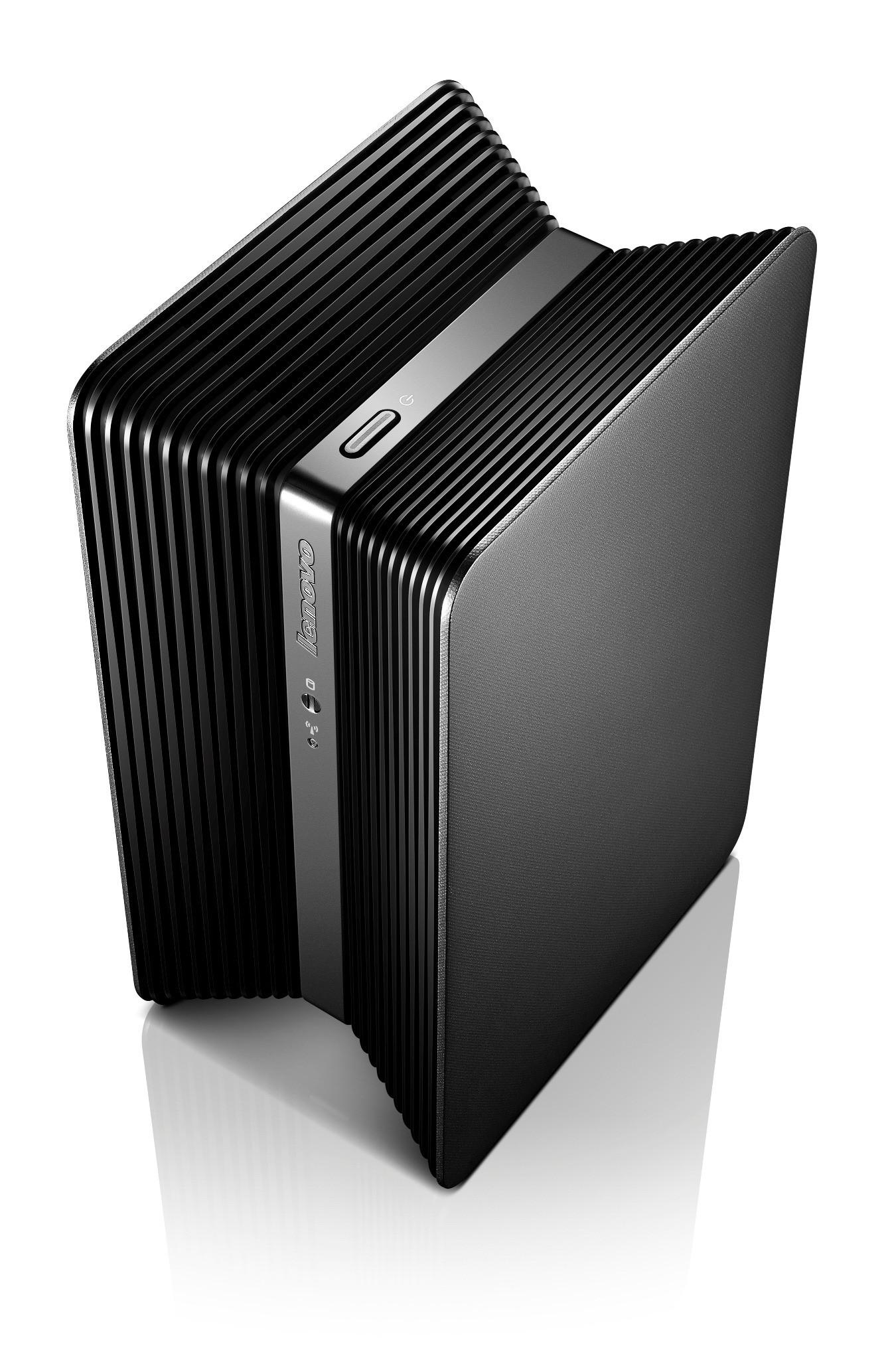 Beacon Top - Beacon: Thiết bị lưu trữ đám mây cá nhân đầu tiên của Lenovo
