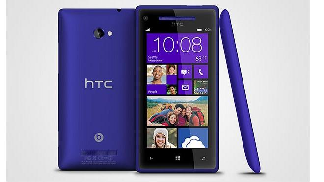 HTC Windows Phone 8X design - HTC 8X gây sốt thị trường cuối năm