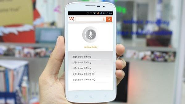 Wada portal - WADA hợp tác tích hợp nhiều tiện ích trên smartphone Mobiistar