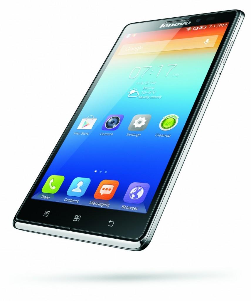 Z - Vibe Z: Smartphone LTE đầu tiên của Lenovo sẽ bán ra vào tháng 2