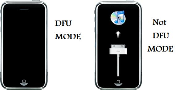 dfu mode 570x293 - [iOS 7] Bật chế độ DFU cho thiết bị chạy iOS