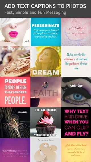 image024 - [iOS] Quipio – Instagram cho chữ viết