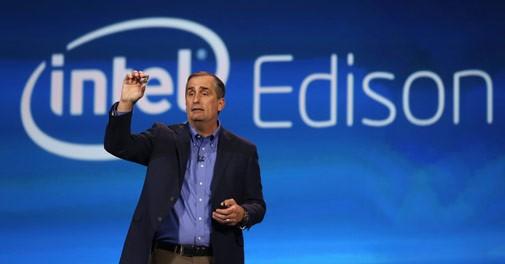 intel ceo ces 505 010714060505 - CES 2014: Intel công bố loạt sản phẩm mới
