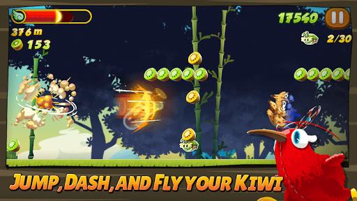kiwi 1 - [Android] Kiwi Dash - Chim kiwi nổi giận