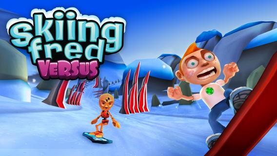 skiing - [iOS] Tải miễn phí Fred Versus