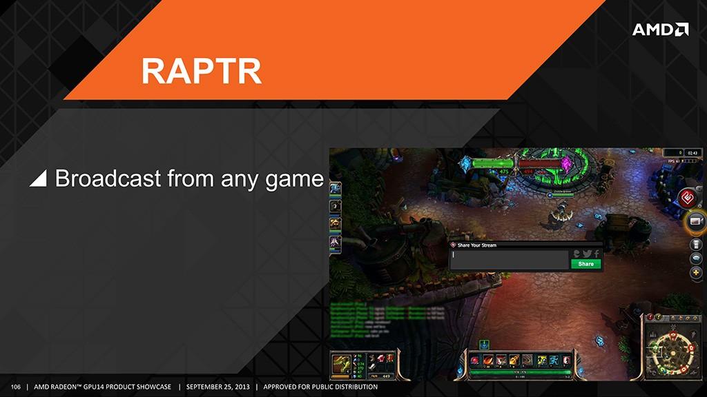 AMD Gaming Evolved Twitch - AMD công bố chương trình giải thưởng AMD