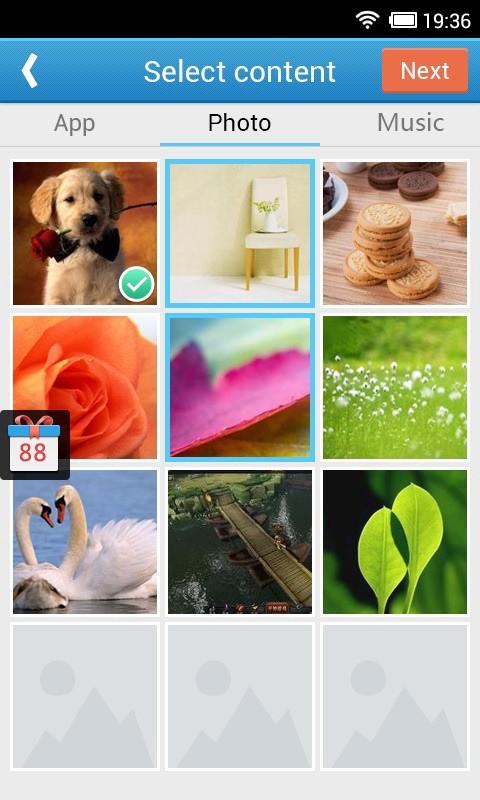 SHAREit photos - Lenovo ra mắt bộ ứng dụng cao cấp mới cho smartphone và tablet