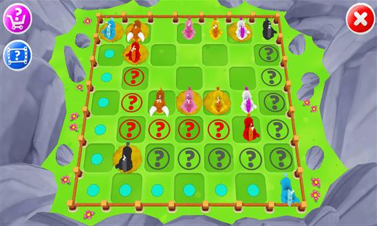 crazy horses 2 - [WP] Crazy Horses: Dành cho các bạn thích game giải đố