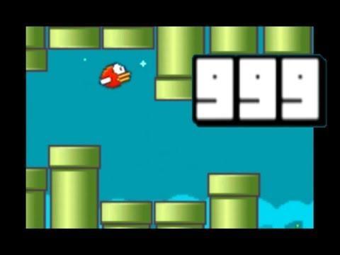 """flappy bird ending - Cảnh """"Phá băng"""" Flappy Bird"""