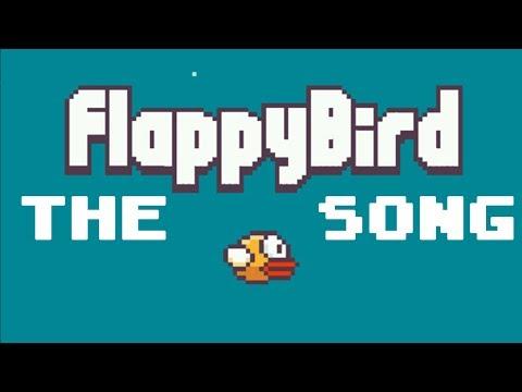 flappy bird song - Bài hát về Flappy Bird gây sốt trên Youtube