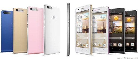 huawei ascend g6 1 - Huawei Ascend G6: Smartphone tầm trung công nghệ 4G LTE