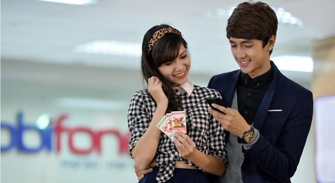 mobifone tang samsung galaxy note 3 cho thue bao nap the dip cuoi nam - Tránh mất tiền oan khi mua phải thẻ cào MobiFone giả của Trung Quốc