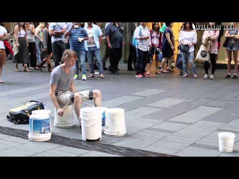 thung am nhac - Làm nên âm nhạc từ các thùng sơn