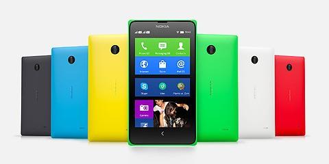 NOKIA X - Nokia X lên kệ, giá 2,549,000 đồng