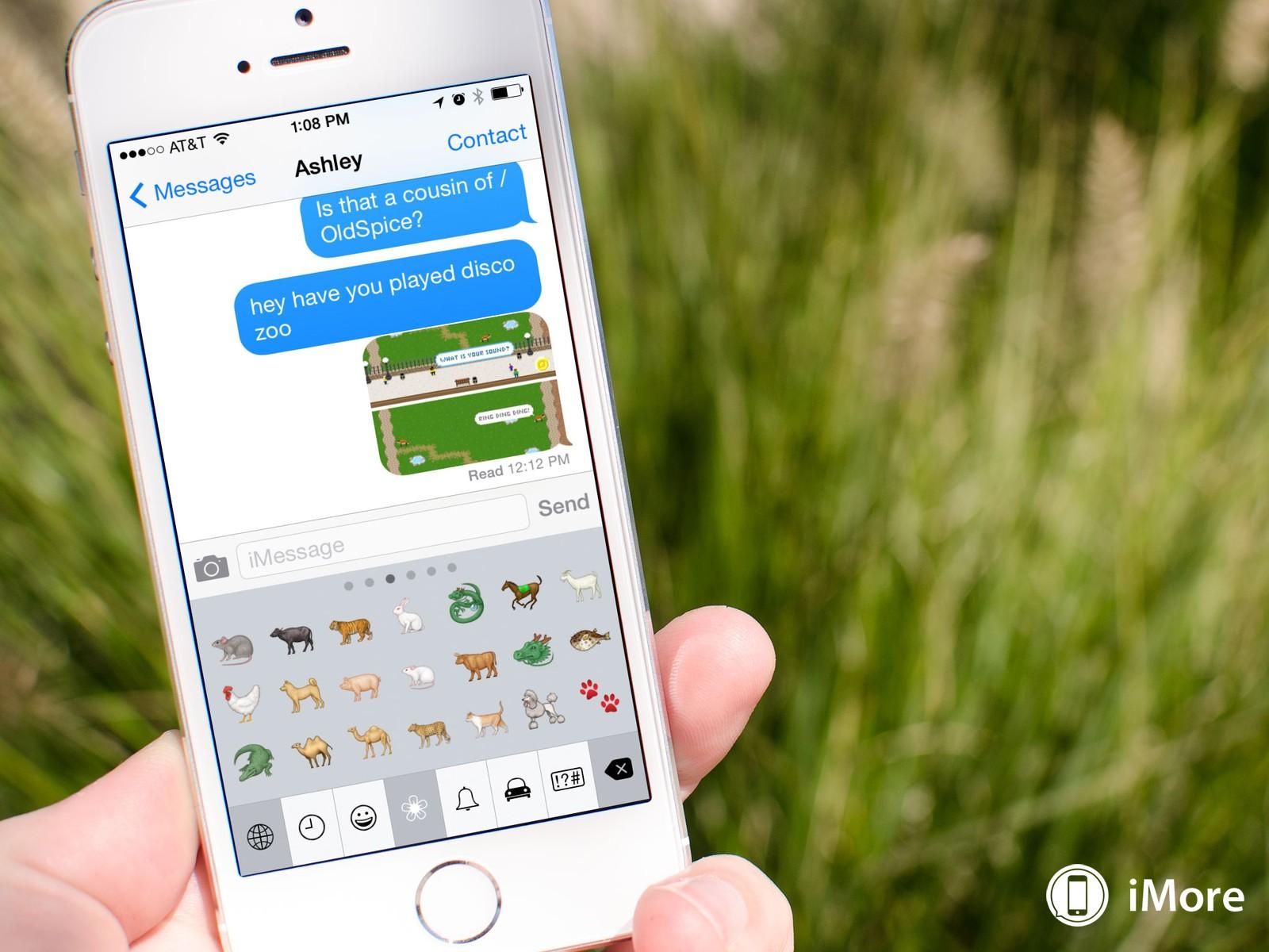 emoji - Bật các biểu tượng vui (emoji) trong iOS