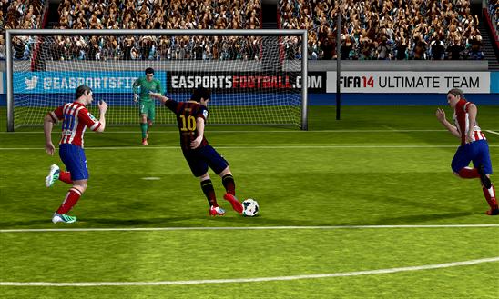 fifa 14 1 - [WP] FIFA14 ra mắt trên Windows Phone