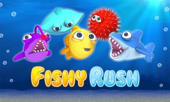 fishy rush 1 - Fishy Rush: Thế giới loài cá