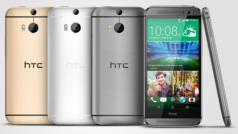 htc one m8 1 - HTC One M8: Thông tin chi tiết cấu hình