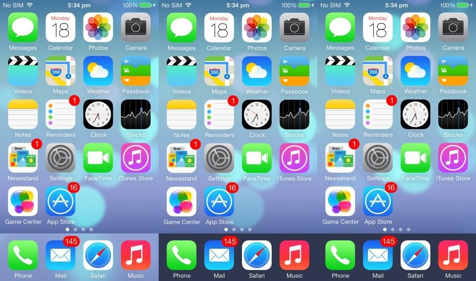 ios 7.1 - Hướng dẫn nâng cấp iOS 7.1 từ iPhone