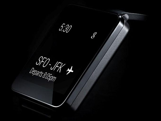 lg g watch - LG G Watch: Đồng hồ thông minh chạy Android Wear của LG