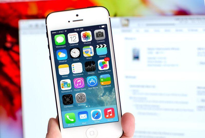 nang cap ios 7.1 qua usb 1 - Hướng dẫn nâng cấp lên iOS 7.1 qua USB bằng iTunes