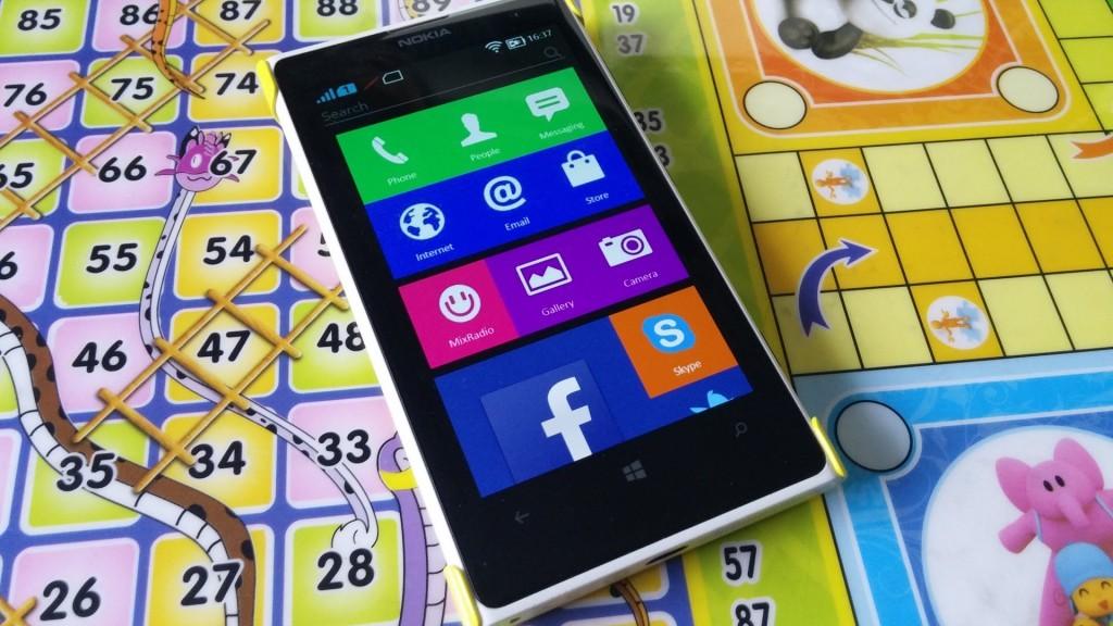 nokia x launcher - Nokia X Launcher: đem giao diện Nokia X lên Windows Phone