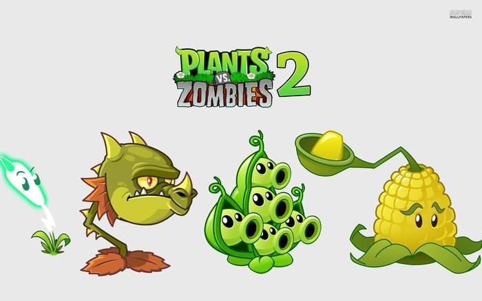 plants vs zombies 2 it s about time - Plants vs Zombies 2 cập nhật phiên bản mới