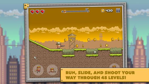 random runners - Ứng dụng / Game giảm giá miễn phí trên Appstore ngày 3/3/2014
