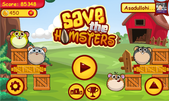 save the hamsters 1 - Save the Hamsters: Toán học thú vị cùng bọ hamsters