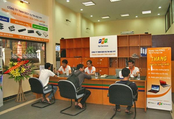 FPT Ser - FPT Services bảo hành sản phẩm Cyber Power tại Việt Nam