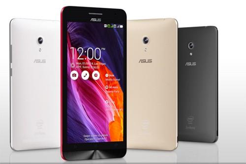 Zen6 - Loạt smartphone ZenFone giá rẻ ra mắt