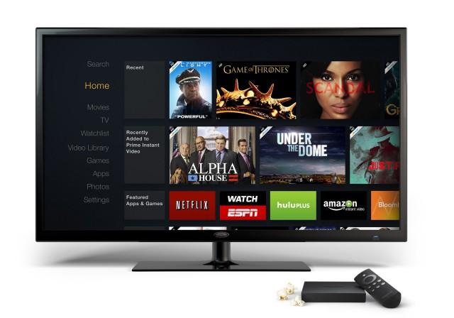 amazon fire tv 2 - Amazon Fire TV: cuộc chơi mới của Amazon