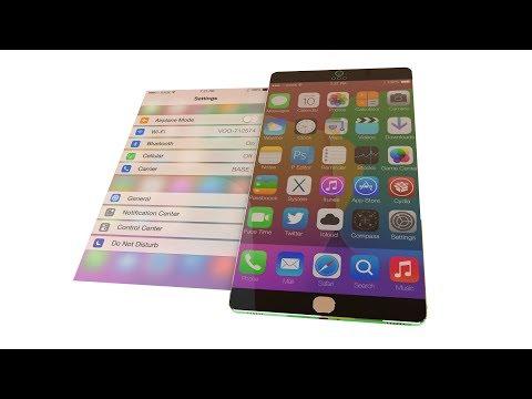 iphone 6 concept - Video concept iPhone 6 ấn tượng