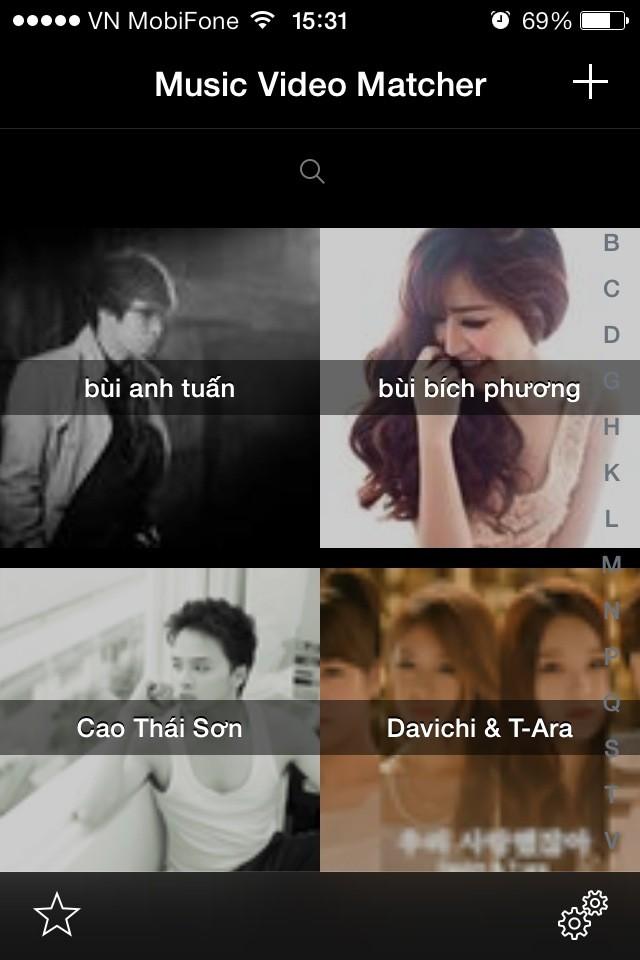 music video matcher youtube 1 - Music Video Matcher: Tìm video từ bài hát trong kho của bạn