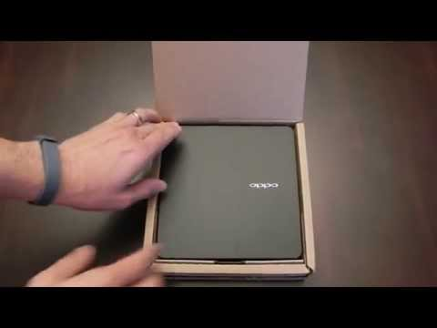 """oppo find 7a - """"Mở hộp"""" Oppo Find 7a"""