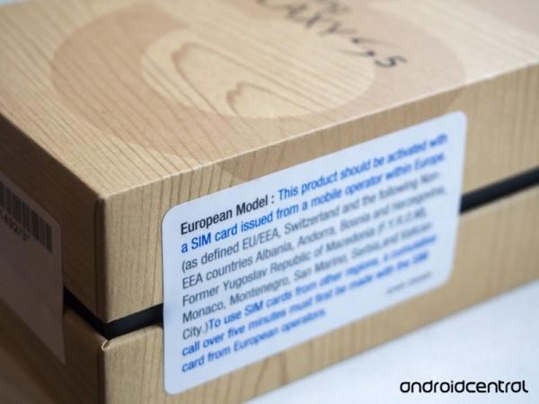 """s5 xach tay - Galaxy S5 """"xách tay"""" khổ vì chính sách khóa vùng của Samsung"""
