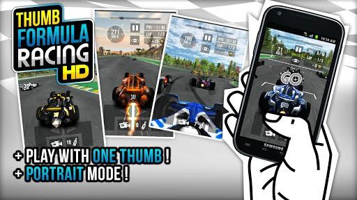 thumb formula racing 3 - Thumb Formula Racing: Đua xe thể thức 1