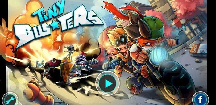 tiny busters - Tiny Busters: Giải cứu thành phố
