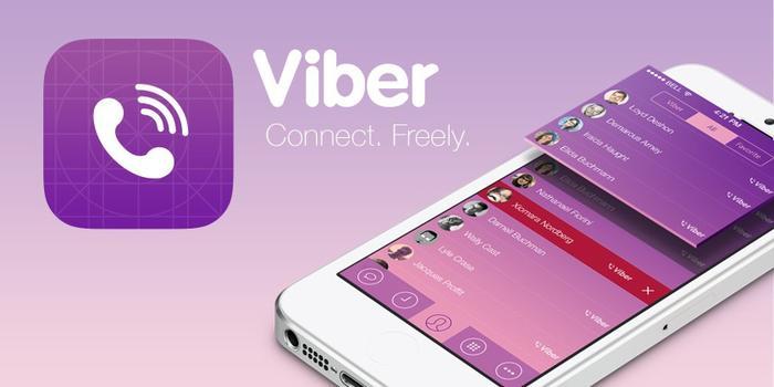 viber - Viber cập nhật ứng dụng cho iOS