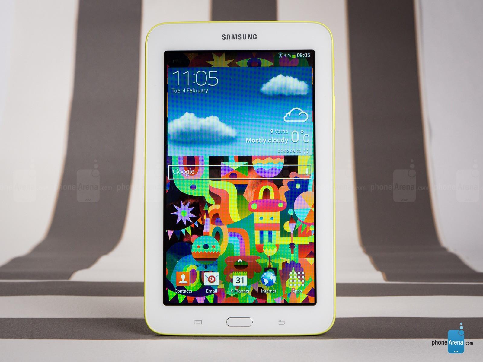 Samsung Galaxy Tab 3 Lite Preview 009 - Samsung Galaxy Tab 3 Lite giá 5 triệu đồng
