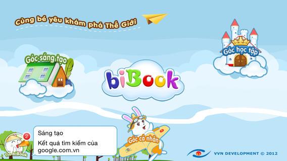 bibook 1 - biBook: Cùng bé vui học bằng truyện tranh